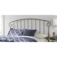Fashion Bed Group Dalton Headboard in Speckled Gold
