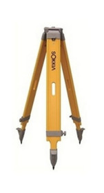 Sokkia Heavy Duty Wide Frame Wood Tripod