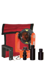 SECO 25 mm Mini Prism System with Center Vial - Flo Orange