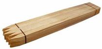 Wood Lath 3/8 x 2 x 48, Pointed (50 per bundle)
