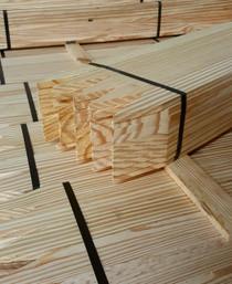 Wood Lath 3/8 x 2 x 36, Pointed (50 per bundle)
