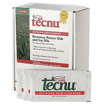 Tecnu Oak-n-Ivy Cleanser Box of 50 Packets