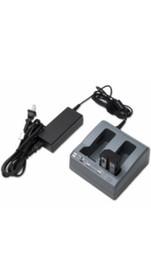 Spectra-Focus 35/Trimble RTS/RPT - Dual-Slot Charger Kit 53021010