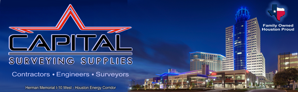 Welcome to Capital Surveying Supplies