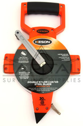 Keson NR30MH Tape NyClad Metric 30 m Zero at Hook end