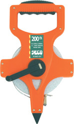 SECO 200 ft Tape - ft/10ths/100ths