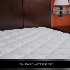 Twin Extra Long 5 Star Hotel Mattress Topper