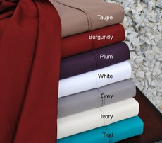 Impressions Collection - 800 Thread Count Queen Sheets