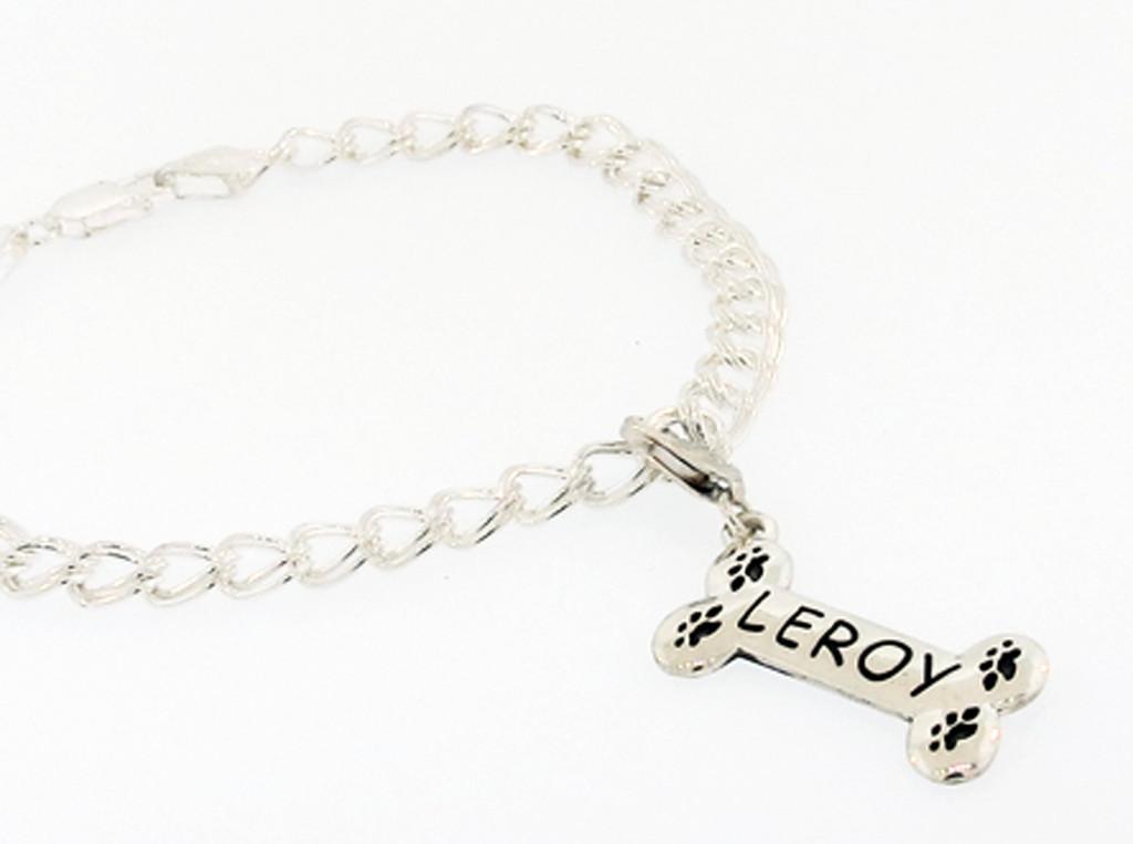 Companion Bone Charm Bracelet