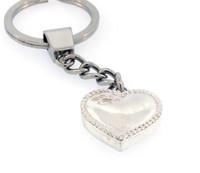 Heart Keepsake Keychain