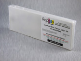 Repleo Remanufactured Epson T544800 220 ml Cartridge for the Epson Pro 4000/7600/9600 filled with Cave Paint Elite Pigment ink - Matte Black