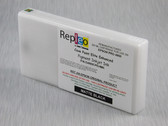Repleo Remanufactured Epson T653800 200 ml Cartridge for the Epson Pro 4900 filled with Cave Paint Elite Enhanced Pigment ink - Matte Black