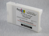 Repleo Remanufactured Epson T612800 220 ml Cartridge for the Epson Pro 7880/9880 filled with Cave Paint Elite Enhanced Pigment ink - Matte Black