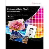 "Hahnemuhle Photo Range Sample Pack - includes 2 x 8.5"" x 11"" sheets of six media types"