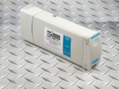Re-manufactured HP831 775 ml Cartridge for HP DesignJet L310, L330, L360, L370, L560 Latex filled with i2i Absolute Match HP831 Latex pigment ink - Cyan