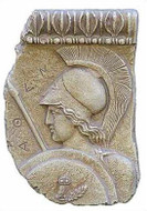 Athena Relief - Photo Museum Store Company
