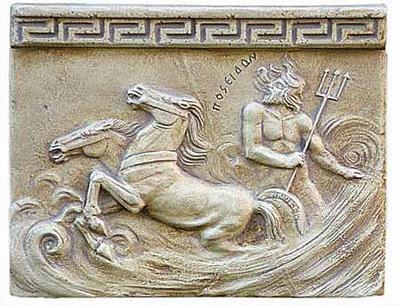 Poseidon Relief Buy A Replica Poseidon Relief From