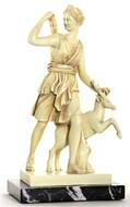 Artemis - The Louvre Museum, Paris, 4th Century B.C. - Photo Museum Store Company