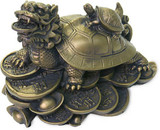 Large turtle (feng shui item) - Photo Museum Store Company