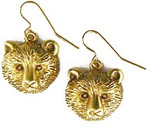 Bear Earrings - Photo Museum Store Company