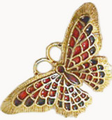 Butterfly Brooch - Photo Museum Store Company