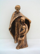 Holy Family Bronze Sculpture - Photo Museum Store Company