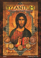 Coins of the Byzantine Empire, with Medallion of Constantine I - Photo Museum Store Company