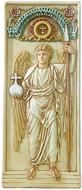 Archangel Michael Standing  - Photo Museum Store Company
