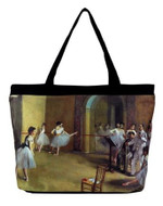 Degas Ballerinas Tote Bag (Handbag, Purse)- Photo Museum Store Company