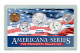Collector's Americana Presidents Collection - Actual Authentic Collectable - Photo Museum Store Company