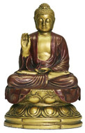 Chinese Buddha, Teaching Pose - Photo Museum Store Company