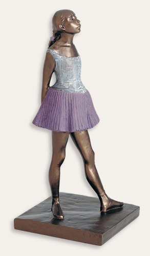Degas Dancer , Edgar Degas - adapted from 'Petite Danseuse de Quatorze Ans' - The Baltimore Muse - Photo Museum Store Co
