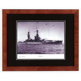 USS Arizona Signed by Survivor Glenn Lane - Autographed Photo - Photo Museum Store Company