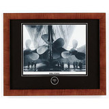 RMS Titanic Photograph and Coal Fragment - Autographed & Relic Photos Collection - Photo Museum Store Company