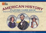 American History Playing Card Deck - Photo Museum Store Company