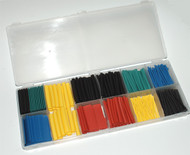 280pcs Heat Shrink Tube of Different Colors