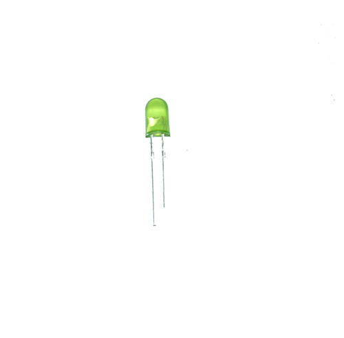 Basic LED - Green Emits Green Light(5mm)