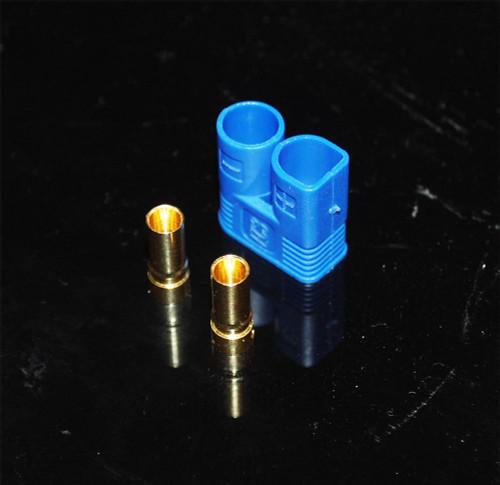 Banana Socket/Jack 3.5mm diameter EC3 with Protection Skin