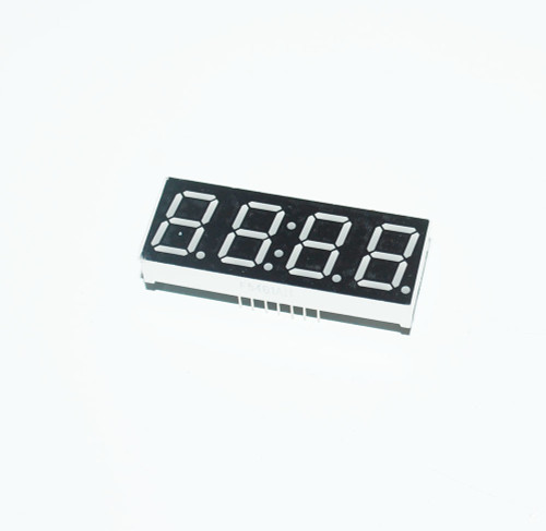 4 Digit 7 Segment LED Display F5461AH