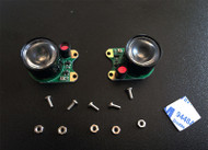 A Pair of Infrared LEDs for Raspberry Pi Camera Module 5MP Wide Angle 160 degree (RPI_CAMINFLED)