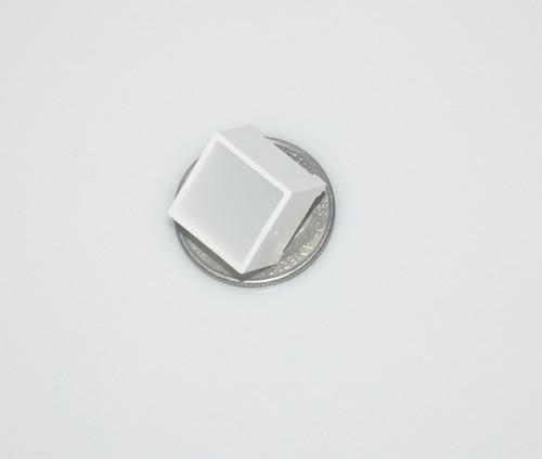 """Square LED - Blue (0.5"""")"""