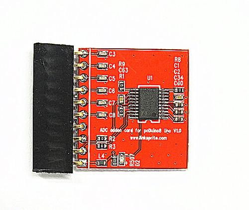 ADC breakout board for pcDuino8 UNO