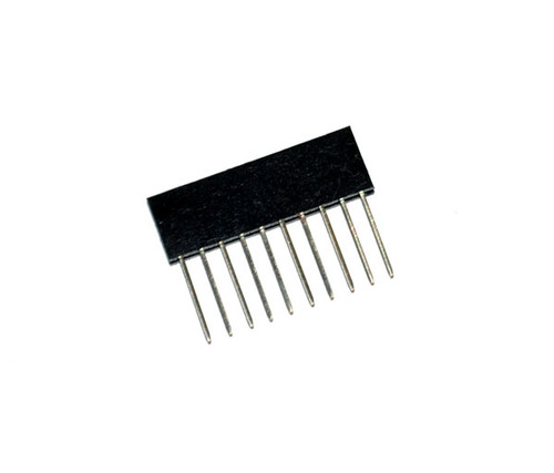Stackable Header - 10 Pin for Arduino