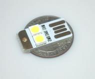 LED USB Dongle: White