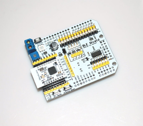 Bluetooth 4.0 BLE Shield for Arduino