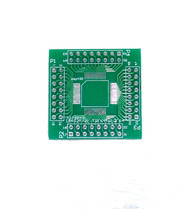 TQF64 to LQF64 Breakout MSP430 breakout board