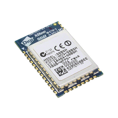 WiFi / 802.11 Modules Xbee Wi-Fi (S6B) PCB Ant SMT