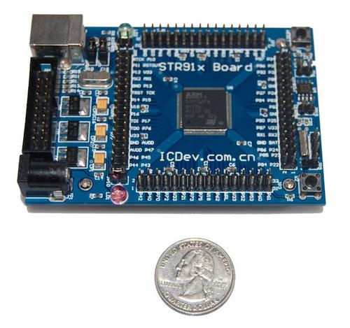 STR912 ARM966 Nano Development Board