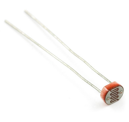 Photoresistor (LDR) photocell