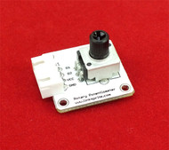 Rotary Potentiometer Module of Linker Kit for pcDuino/Arduino